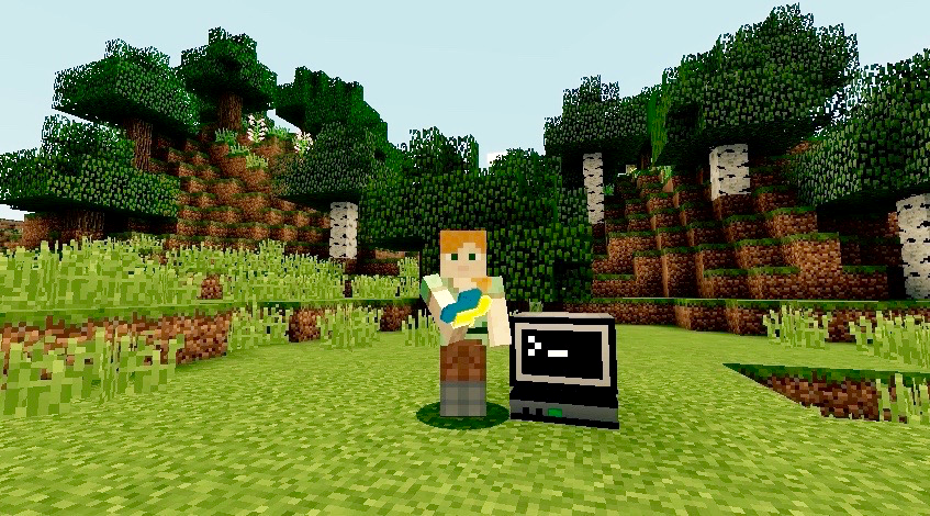 Developing programming skills with Minecraft and Python